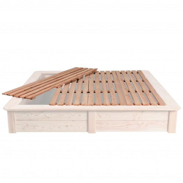 BEO Deckel für Maxi-Sandkasten 200 x 200