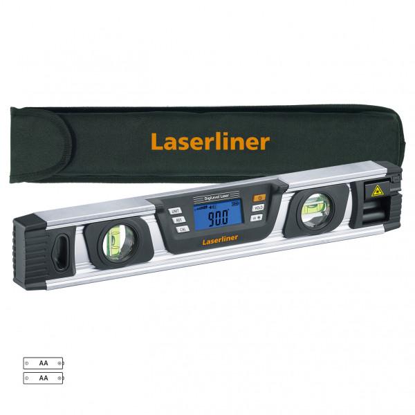 DigiLevel Laser G40 Elektronik-Wasserwaage