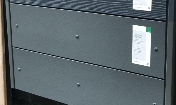 HardiePlank® Fassadenverkleidung glatt