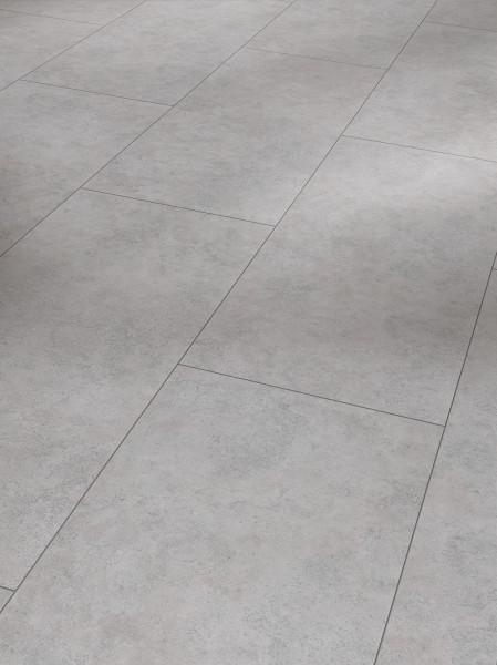 Vinyl Trendtime 5.30 Beton Grau Steinstruktur gefast