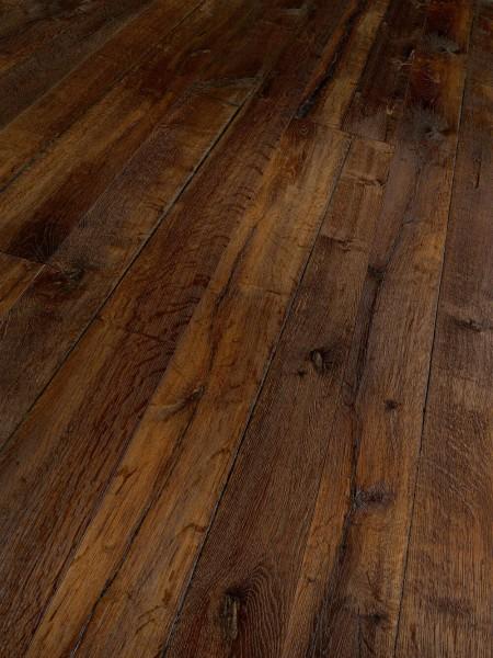 Parkett Trendtime 8 Classic Eiche Tree Plank Naturöl plus kerngeräuchert Landhausdiele, gefast