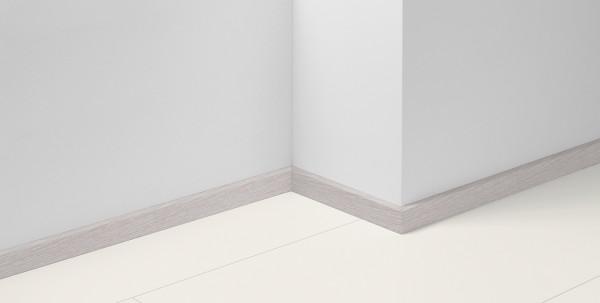 Sockelleiste SL3 Eiche Askada weiß gekälkt Dekor D005