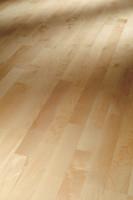 Parkett Basic 11-5 Natur Ahorn kanadisch matt lackiert, 3-Stab Schiffsboden