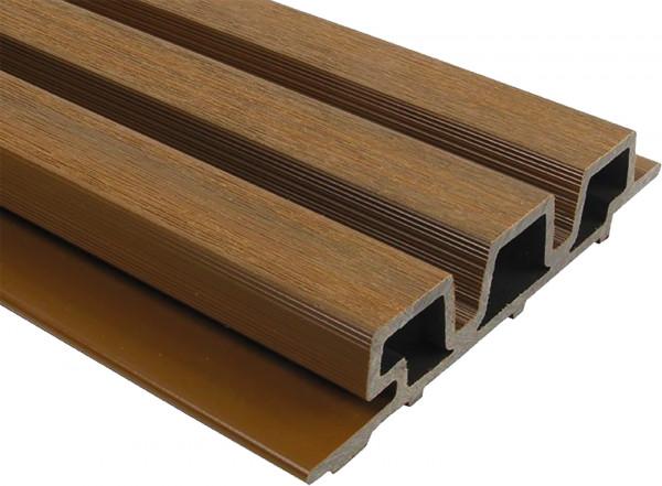 WEO35 Fassadenprofile WPC 33x170x3600mm