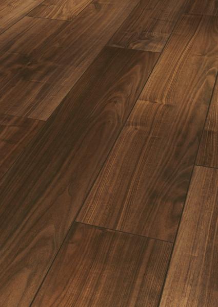 Laminat Trendtime 1 Walnuss Holzstruktur gefast