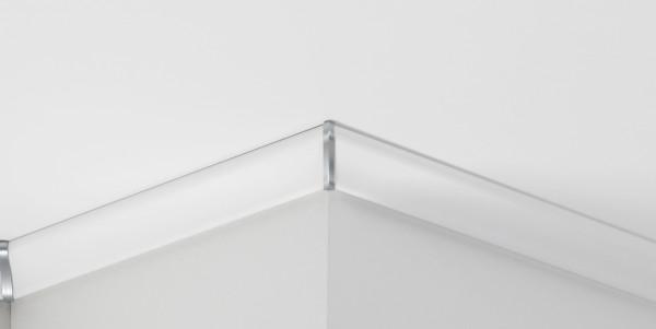Außenecken DAL 2 Alu Optik