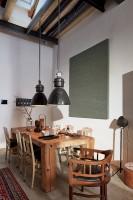 Systempaneele Filz olive 4511 Style SP 800