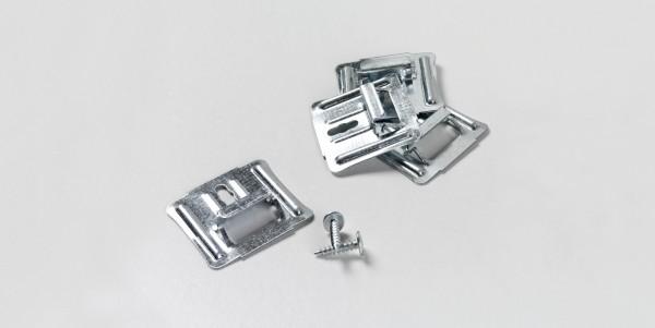 ClickBoard Schrauben für Metall-UK Großverpackung