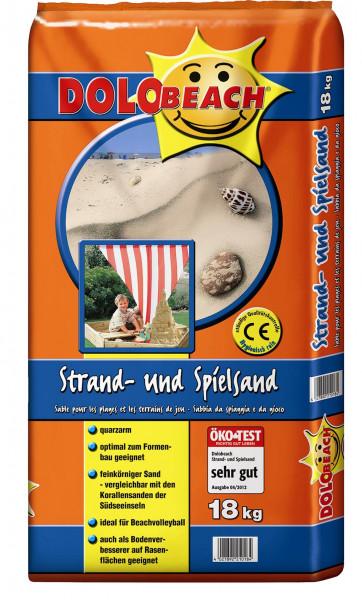 Dolo Beach Spielsand für Sandkästen