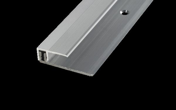 PROVARIO Universal, Abschlussprofil 7 - 18 mm, mit extra breitem Basisprofil