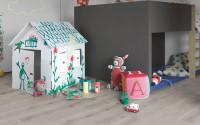 Designboden Modular ONE im Kinderzimmer