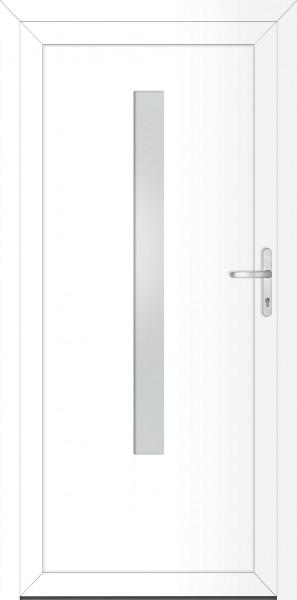 Nebentüren aus Aluminium Typ 22_4500A