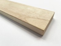 Saunalatten Kiri 80 x 25 mm (Paulownia)