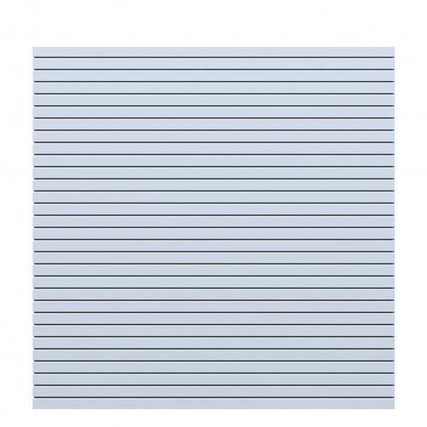 Sichtschutz Rhombus grau