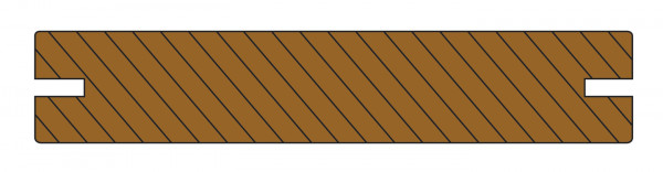 Terrassendielen FUN-Deck Vintage brown 23x138mm