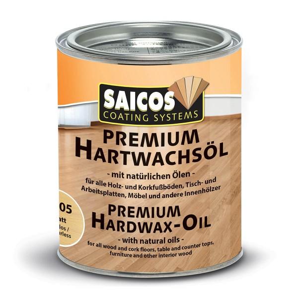 Premium Hartwachsöl Matt farblos