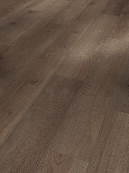 Eco Balance PUR Eiche Castell geräuchert Holzstruktur Landhausdiele Minifase