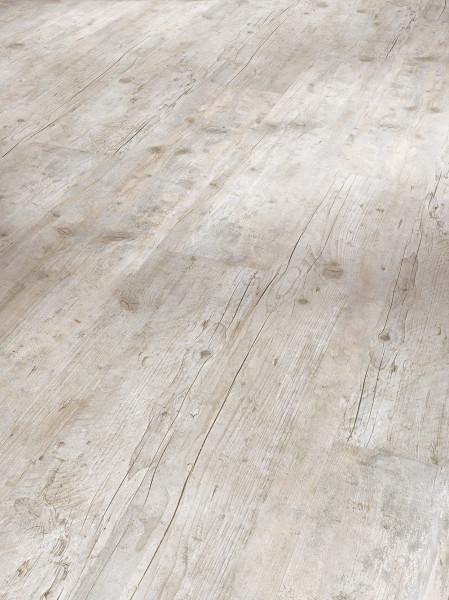 Vinyl Classic 2050 Altholz geweißt gebürstete Struktur Landhausdiele