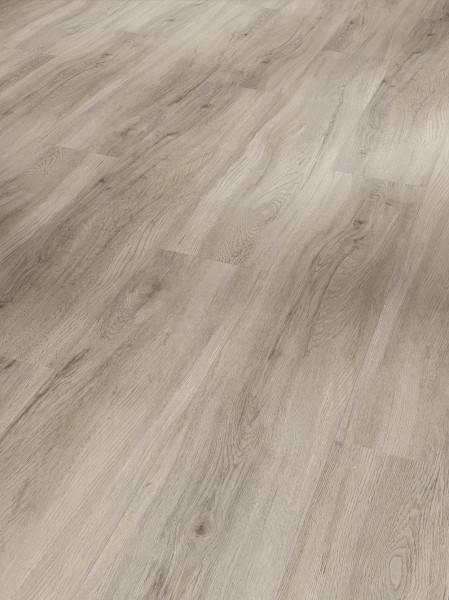 Vinyl Basic 30 Eiche pastellgrau Holzstruktur Landhausdiele