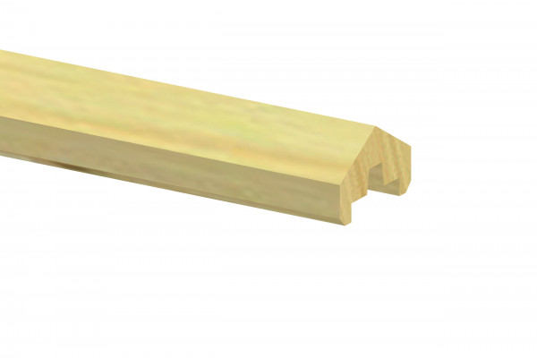 Aufsatzleiste 180 Holz