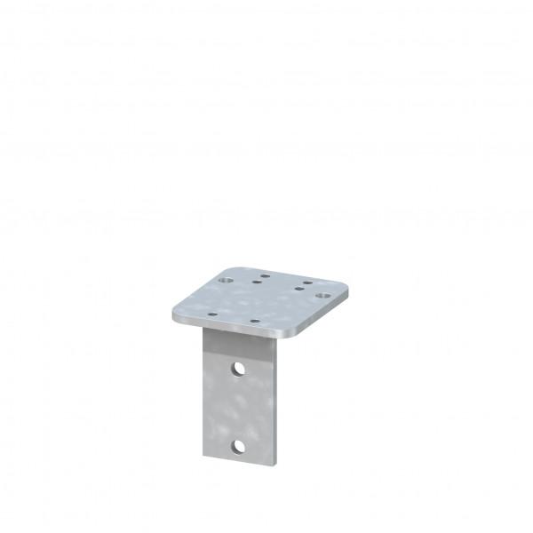 Mauer-Montageadapter für Aufschraubanker