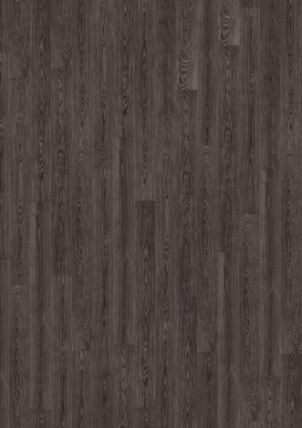 Design-Kork wood essence Coal Oak