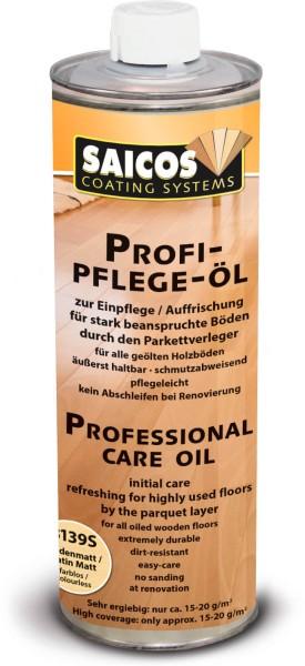 Profi Pflege Öl Seidenmatt farblos