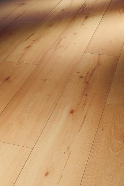 Laminat 1050 4V Buche Holzstruktur Landhausdiele gefast