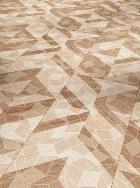 Laminat New Classics Hadi Teherani Ornamental Oak Minipearl Minifase