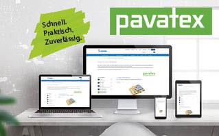 PAVATEX-Systemfinder-Daemmung