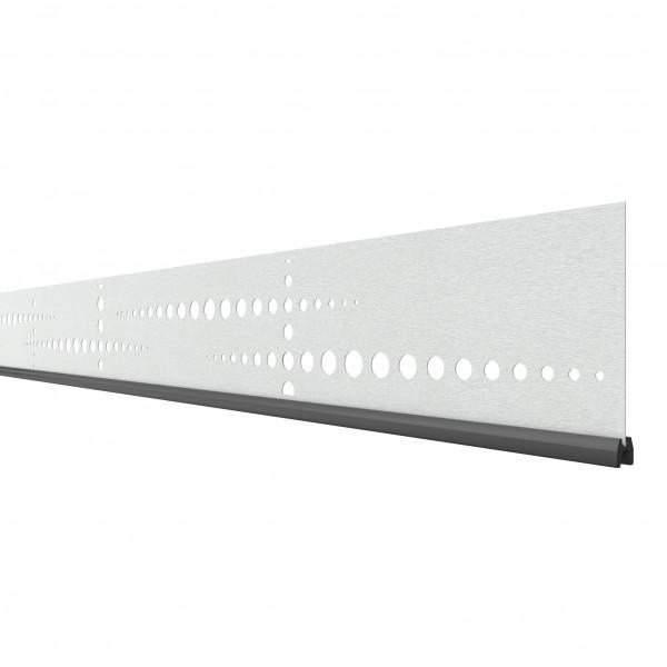 SYSTEM Dekorprofil Puls 15 cm Höhe
