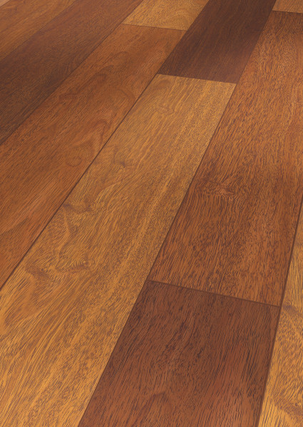 Laminat 1050 4V Merbau Holzstruktur Landhausdiele gefast