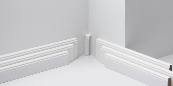 Innenecke variabel Typ2 HL 1/2/3 Weiss
