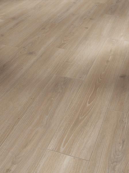Eco Balance PUR Eiche Skyline perlgrau Holzstruktur Landhausdiele Minifase