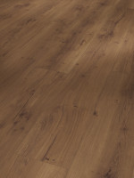 Designboden Modular ONE Schlossdiele Eiche Spirit geräuchert Holzstruktur Landhausdiele Minifase