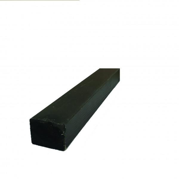34 x 45 mm Fi/Ta Latten RAL 9004 Signalschwarz behandelt