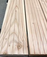 Terrassendielen Douglasie 28x140mm V-Board, seitlich genutet zur unsichtbaren Befestigung