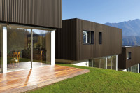 WPC Fassadenprofil WEO35