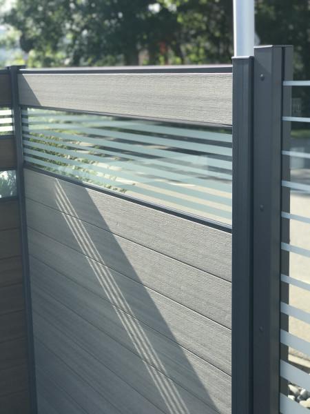 FUN Fence Glaseinsatz