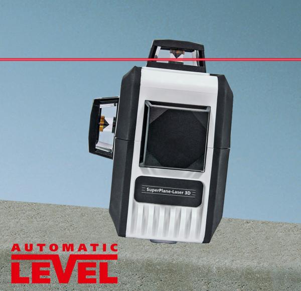 SuperPlane-Laser 3D