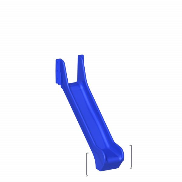 WIN PRO Rutsche blau Set