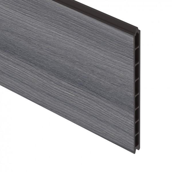 Sichtschutz SYSTEM Platinum XL Einzelprofil grau