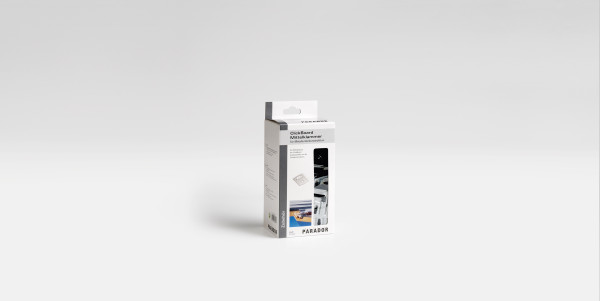 ClickBoard Mittelklammer Metall-UK 50 Stück