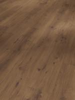 Designboden Modular ONE Eiche Spirit geräuchert Holzstruktur Landhausdiele Minifase