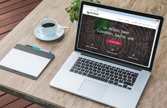 PR-neue-Schnittholz-Website