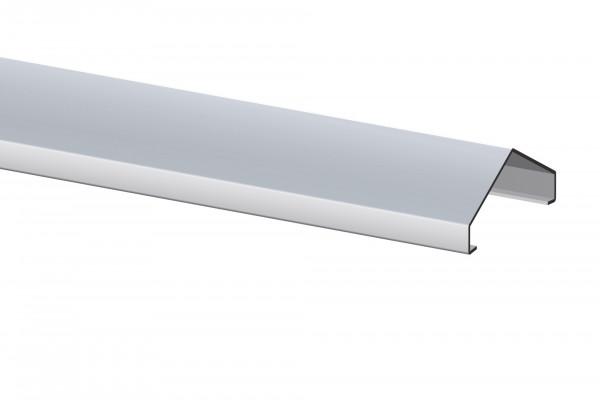 Designaufsatz Alu 180 cm
